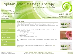 Brighton Beach Massage Therapy