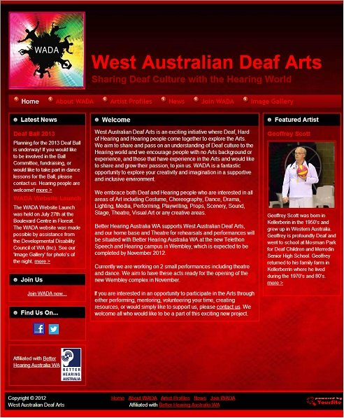 West Australian Deaf Arts